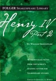 henry iv part 2 folger shakespeare library