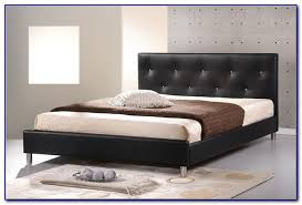Leather Tufted Headboard Leather Headboard With Crystals Headboard Home Decorating