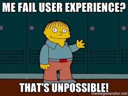 Smokey The Bear Meme Generator - top 50 ux design memes on the internet uxeria blog