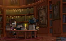 image s1e8 mystery twins library png gravity falls wiki