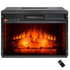Black Electric Fireplace Black Electric Fireplace Ebay