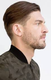 mens short hairstyles middle the best medium length hairstyles for men 2018 fashionbeans