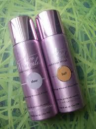 review aero minerale makeup mist foundation u0026 primer my highest