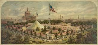 Flag Of Philadelphia Philadelphia Sanitary Fair Tokens 1864 Pocket Change
