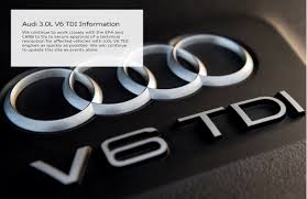 report volkswagen group of america to buy back 3 0 v6 tdi engined