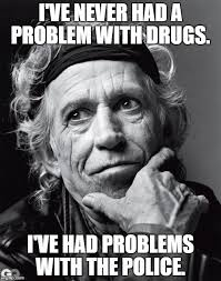 keith richards on keith richards imgflip