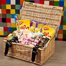 Best Friend Gift Basket 21st Birthday Retro Sweet Hamper Gettingpersonal Co Uk