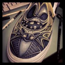 nightmare before shoes by jordanmendenhall on deviantart