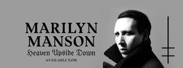marilyn manson official website