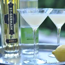 apple pear u0026 st germain martini beckham belle