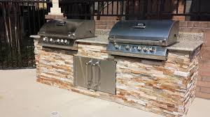 Custom Backyard Bbq Grills by Outdoor Barbecue All County Landscape Hardscape