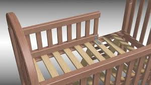 How To Convert Crib Into Toddler Bed How To Turn A Crib Into A Toddler Bed With Pictures Wikihow