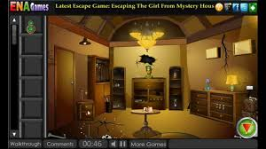 ena games escaping the from mystery house 2 walkthrough