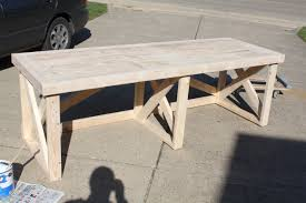 diy homemade office desk plans wooden pdf wood project ideas