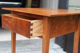 shaker end table plans awesome shaker end table plans diywoodtableplans shaker end table