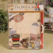 scrapbook binder online shop eno greeting creative chipboard travel scrapbook