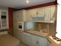 renover sa cuisine en bois rnover une cuisine en chne massif affordable great cuisine