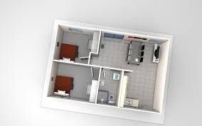 2 Bedroom Design 2 Bedroom Flat Layout Design Ideas 2017 2018 Pinterest