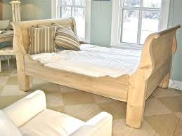 Pine Sleigh Bed Frame Best Pine Sleigh Bed Vine Dine King Bed Pine Sleigh Bed Ideas