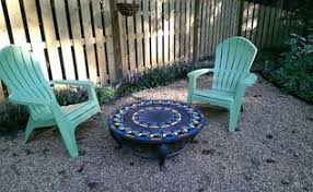 Old Fire Pit - refurbished fire pit table hometalk