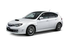 subaru wrx hatch white 3dtuning of subaru impreza 5 door hatchback 2007 3dtuning com
