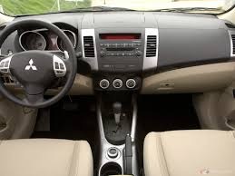 2017 mitsubishi outlander sport interior 2007 mitsubishi outlander sport news reviews msrp ratings