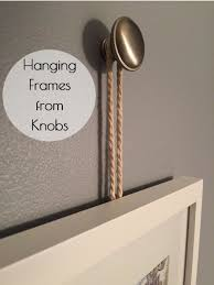 Picture Frame Hanging Ideas Best 25 Hang Pictures Ideas On Pinterest Frames On Wall