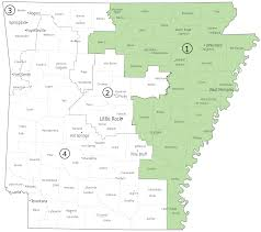 us house of representatives district map for arkansas arkansas s 1st congressional district