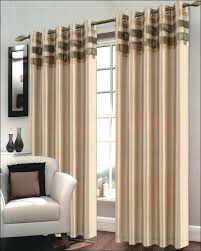 Black White Stripe Curtain Black And White Striped Curtains Size Of Curtain Panels Gold