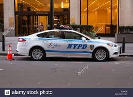 nypd ford fusion nypd car stock photos nypd car stock images alamy