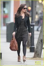 Middleton Pippa by Pippa Middleton Steps Out After Sister Kate U0027s Hospital Release