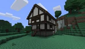 large private tudor house minecraft project