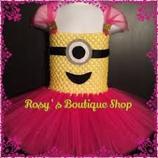 Minion Tutu Dress Etsy Evil Minion Tutu Dress Birthday Tutu Dress Halloween Tutu