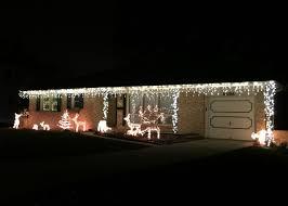 Deer Christmas Lights Christmas Lights Drive Kansas City Over Half A Million Lights