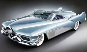 concept car of the week photo collection 1951 gm lesabre concept