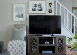 Tv Cabinet New Design Cottage And Vine A New Tv Cabinet U0026 Art To Finish The Space
