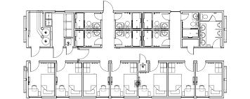 dormitories sleeping accommodations standard fleet