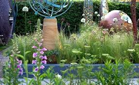 How To Design A Flower Bed Show Gardens Though Sponsorship In Kind Garden Design Journal