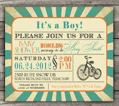 baby boy shower invitations make a cool baby shower invitations for boys dolanpedia