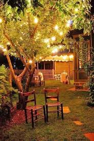 backyard party lights ct outdoor