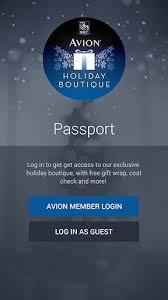Rbc Resume Avion Passport Holiday Edition
