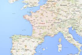Brest France Map by Turkey Travel Guide
