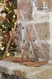 diy ornament tree shanty2chic