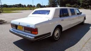 rolls royce limo price 1989 rolls royce silver spur for sale near cadillac michigan