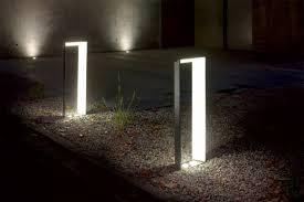 aussenleuchten design ausgezeichnet elegante lichtskulptur on light licht im netz