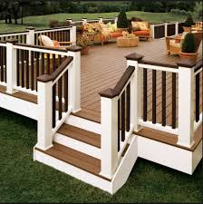 best deck color to hide dirt plant stand makeover forever deck railings and a