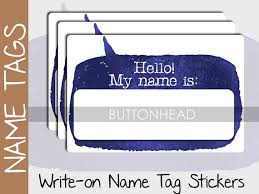 name tags for class reunions 10 blank name tags stickers event conference class reunion