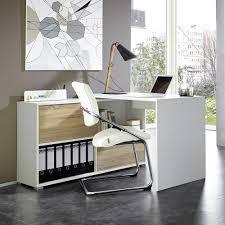 Schreibtisch H Enverstellbar Eck Eckschreibtisch Eckschreibtische Kaufen Pharao24
