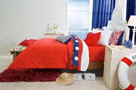 Orange And White Comforter Navy Blue U0026 White Dots Comforter Set Red Second View Guarantee