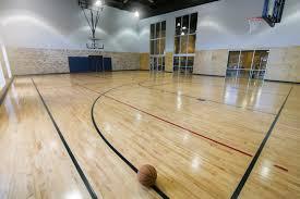 Dynamic Sports Flooring by Score Plae